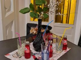 le ginestre in centro, self catering accommodation in Salerno