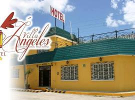 Hotel Villa Angeles, hotel en Campeche