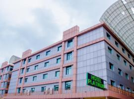 HOTEL PLATINUM, hotel in Kinshasa