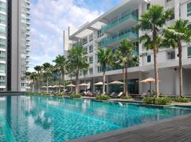 Lanson Place Bukit Ceylon, íbúðahótel í Kuala Lumpur