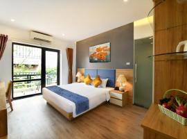 Amorita Boutique Hotel Hanoi, hotel in Hanoi