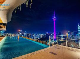 Ceylonz KLCC by Perfect Host, serviced apartment in Kuala Lumpur
