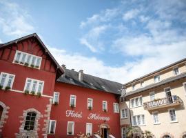 Grand Hotel Molveno, hotel a Molveno
