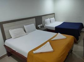 HOTEL SUNRISE, hotel in Vijayawāda