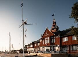 Sandhamn Seglarhotell, hotell i Sandhamn