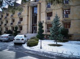 Kaspia Yeddi Gozel Hotel, hotel em Gabala