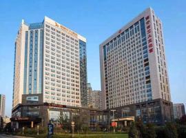 GreenTree Eastern Chaoyang Plaza Hotel, hotel near Nanning Wuxu International Airport - NNG, Nanning