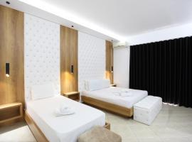 Ksamil Central Park Hotel, hotel a Ksamil