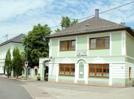 Hotel Mühlviertler Hof, hotel em Schwertberg