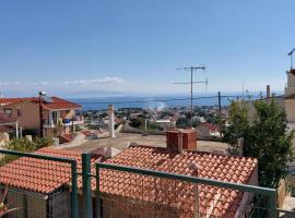 Airport Friendly House 1, apartment in Artemida
