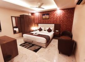 Mayda Inn- A Boutique Hotel, spa hotel in New Delhi