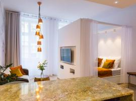 Ivory Apartment by Loft Affair, apartmán v Krakove