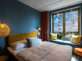 gambino hotel WERKSVIERTEL, Hotel in München