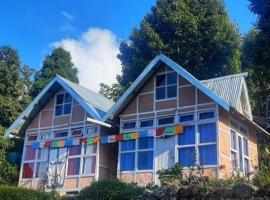 Window view Homestay Charkhol, homestay in Kalimpong