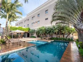 Class Hotel Varginha, hotel em Varginha