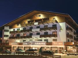 Hotel Aaritz, отель в Сельва-ди-Валь-Гардена