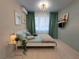 ARRIVAL- Экспоград-ЮГ-апартаменты-студии, apartment in Krasnodar