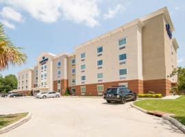 Candlewood Suites - Baton Rouge - College Drive, an IHG hotel, отель в Батон-Руж