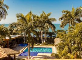 Casa Verano Beach Hotel - Adults Only, hotel en Santa Marta