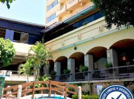 Hotel Fortin Plaza, отель в городе Оахака-де-Хуарес