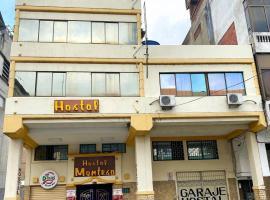 Hostal Montesa, hotel en Guayaquil