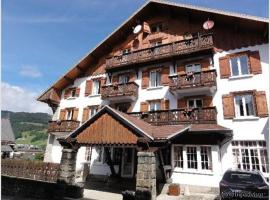 Chalet d'Antoine, отель в Межеве