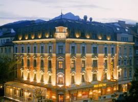 Hotel Neue Post, hotel near Innsbruck Airport - INN, Innsbruck