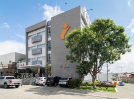 Citi Hotel Residence Caruaru, отель в городе Каруару