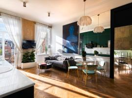 Unfound Door - Design Hotel, hotel in Tbilisi City