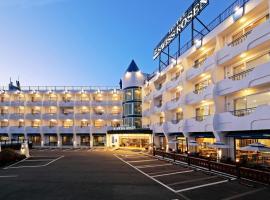 경주에 위치한 호텔 베니키아 스위스 로젠 호텔