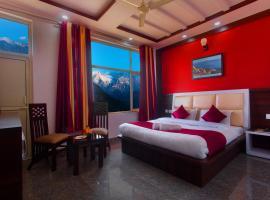Hotel Naddi Mount View、ダラムシャーラーのホテル