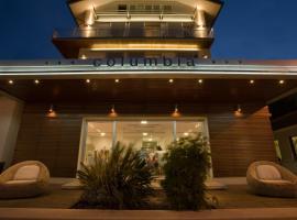 Hotel Columbia, hotel near Bellaria Igea Marina Station, Bellaria-Igea Marina