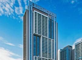 Grand Suite at Platinum KL, holiday rental in Kuala Lumpur