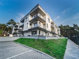 KASANDRA, apartment in Pobierowo