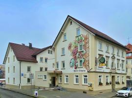 Gasthof Rebstock, Hotel in Friedrichshafen
