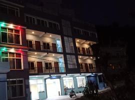 Hotel The Aman Palace, отель в Ришикеше