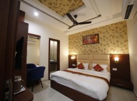 Hotel Golden City, hotel en Amritsar