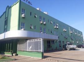 Hotel Almanara Cuiabá-Mato Grosso-Brasil, hotel in Cuiabá