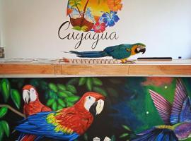 Hostal Cuyagua, hotel in Palomino