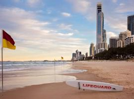 Surfers Paradise Self contained 1 Bed Unit (Budds), apartment in Gold Coast