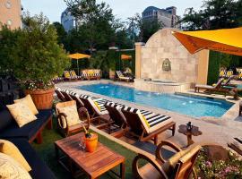 Hotel ZaZa Dallas, отель в Далласе