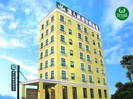 The Fisher Hotel, hotel in Tamsui