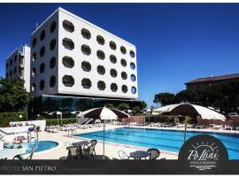 Hotel San Pietro, отель в Чезенатико