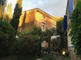 Les Aiguières en Provence, hotel near The wine University, Suze-la-Rousse