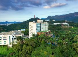 Goodview Hotel Sangem Zhangmutou, hotel in Dongguan