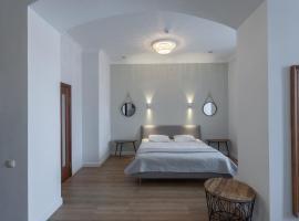English guest house, bed & breakfast a San Pietroburgo