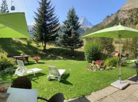 Hotel Plateau Rosa, hotel near Klein Matterhorn, Zermatt