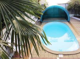 ANTADI, отель в Адлере