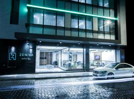 Zeniva Hotel, отель в Измире