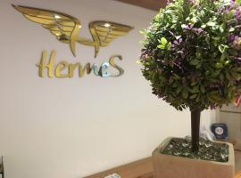 Hotel Hermes, отель в Каше